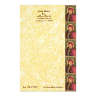 St. John Fisher (SAU 025) Letterhead Style Customised Stationery
