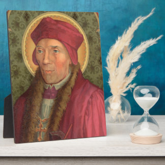 "St. John Fisher (SAU 025) Plaque #2 8""x10"""
