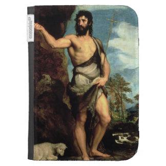 St. John the Baptist Kindle Cases