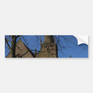 St John the Baptist Church Bumper Sticker