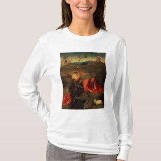 St. John the Baptist in Meditation T-Shirt