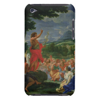 St. John the Baptist Preaching, painted before 169 iPod Touch Covers