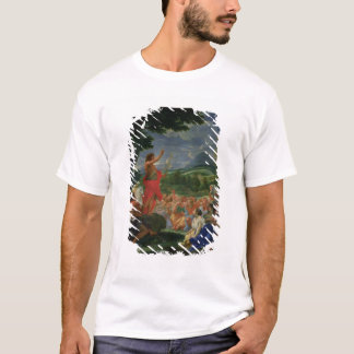 St. John the Baptist Preaching, painted before 169 T-Shirt