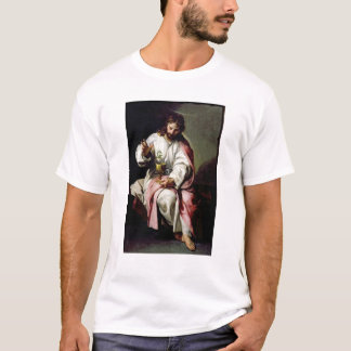 St. John the Evangelist and the Poisoned Cup T-Shirt