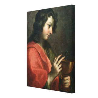 St. John the Evangelist Canvas Print