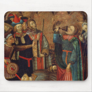 St. John the Evangelist Drinking Mouse Mat