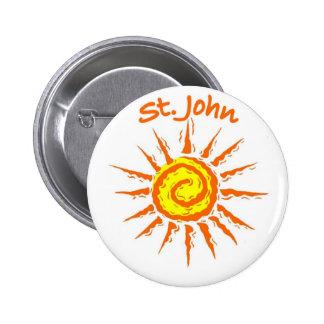 St. John, US Virgin Islands Pins