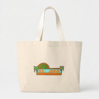 St. John, US Virgin Islands Tote Bags