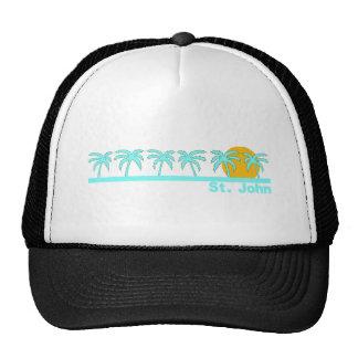 St John US Virgin Islands Hats