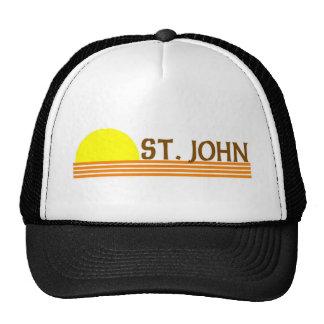 St John US Virgin Islands Mesh Hats