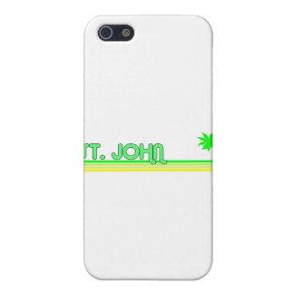 St. John, US Virgin Islands iPhone 5 Covers