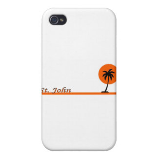 St. John, US Virgin Islands iPhone 4/4S Case