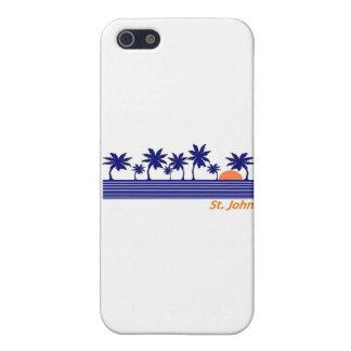 St. John, US Virgin Islands Cases For iPhone 5