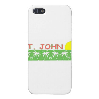 St. John, US Virgin Islands Covers For iPhone 5