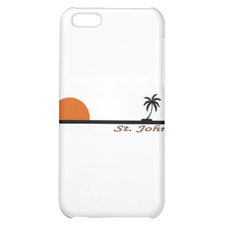 St. John, US Virgin Islands Cover For iPhone 5C