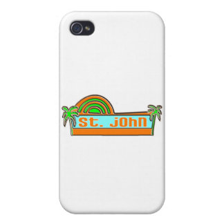 St. John, US Virgin Islands iPhone 4 Covers