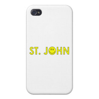 St. John, US Virgin Islands Cover For iPhone 4
