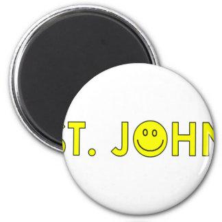 St John US Virgin Islands Magnet