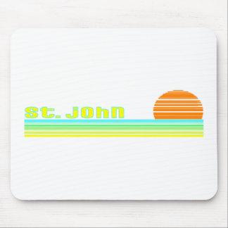 St John US Virgin Islands Mousepads