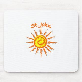 St John US Virgin Islands Mousepad
