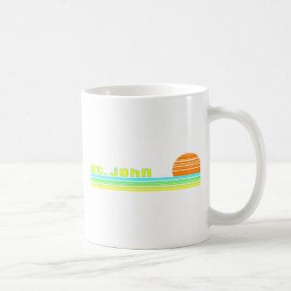 St. John, US Virgin Islands Mugs