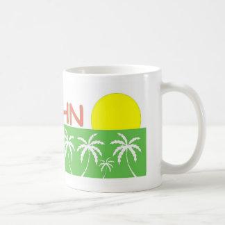 St John US Virgin Islands Coffee Mugs