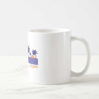 St. John, US Virgin Islands Coffee Mugs