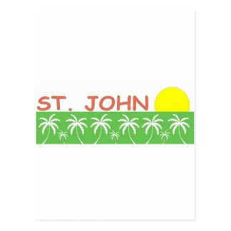 St. John, US Virgin Islands Post Cards