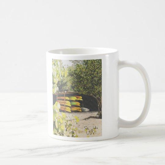 St. John USVI Coffee Mug