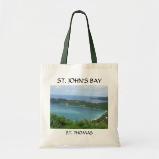 ST. JOHN'S BAY TOTE BAG