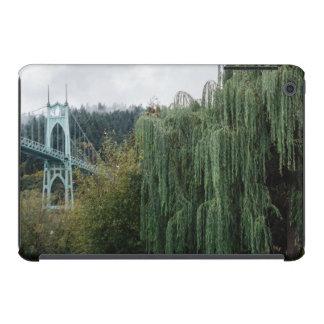St. John's Bridge from Cathedral Park iPad Mini Cases