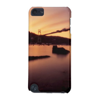 St Johns Bridge Sunset iPod Touch (5th Generation) Covers
