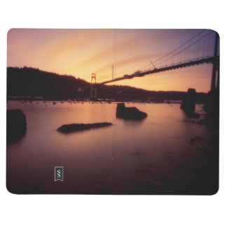 St Johns Bridge Sunset Journal