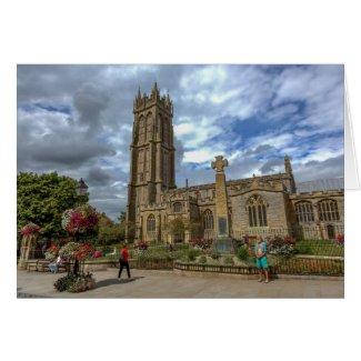 St John's Church Card