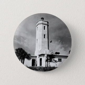 St Johns Lighthouse 6 Cm Round Badge