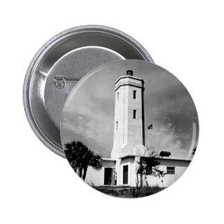 St Johns Lighthouse 6 Cm Round Badge