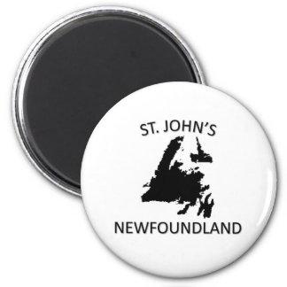 St. John's Magnet