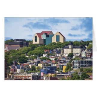 St. John's, Newfoundland, Canada, the 2 Card