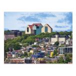 St. John's, Newfoundland, Canada, the 2 Postcard