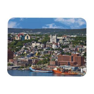 St. John's, Newfoundland, Canada, the coastline Magnet