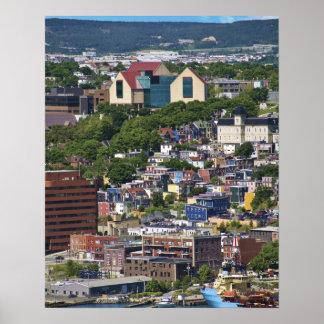 St. John's, Newfoundland, Canada, the Poster