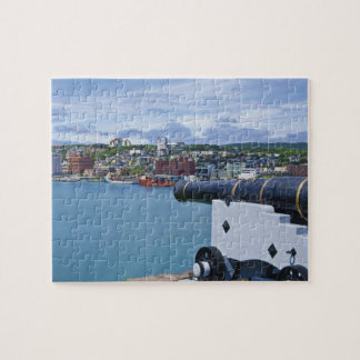 St. John's, Newfoundland, Canada, the waterfront Jigsaw Puzzle