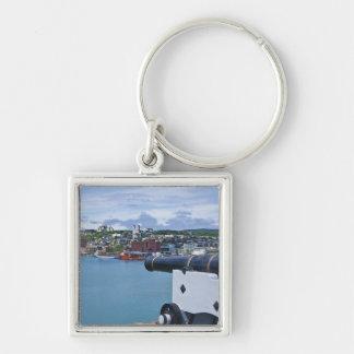 St. John's, Newfoundland, Canada, the waterfront Key Ring