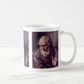 St. Joseph By Reni Guido Coffee Mugs