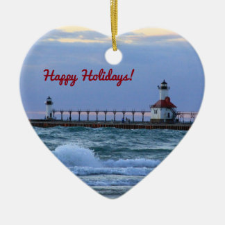 St. Joseph Lighthouse Ornament *LIMITED*