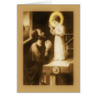 St. Joseph March 19 Feast Day Greeting Card