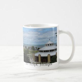 St. Joseph, Michigan Basic White Mug