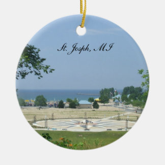 St. Joseph Michigan Ornament