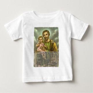 St Joseph Novena 2 Baby T-Shirt