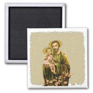 St Joseph Novena Magnet